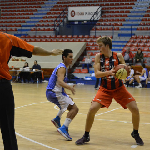 Unamuno – Baskonia Junior Liga Vasca